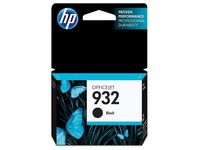 Cartridge HP 932 Schwarz