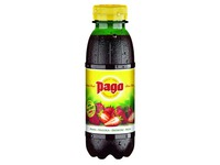 Pack of 12 small bottles 33 cl Pago strawberry