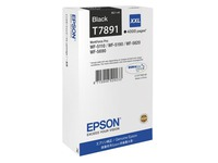 Cartridge Epson T7891 Schwarz