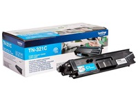 Brother TN321C - cyan - original - cartouche de toner (TN-321C)