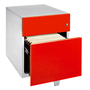 Mobile cabinet Design 2 drawers