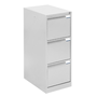 Monobloc filing cabinet, 3 drawers
