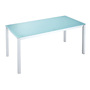 Desk Krystal W 140 cm sea green
